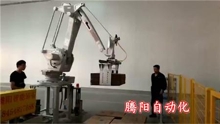 纸板码垛机器人